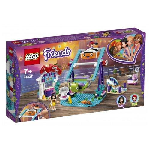 Конструктор LEGO Friends 41337 Подводная карусель конструктор friends lego lego mp002xg00jt9