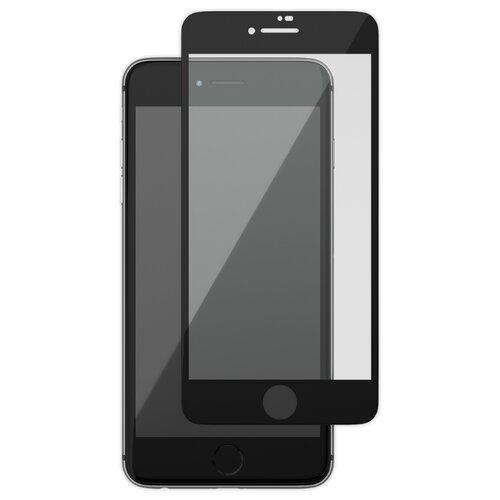 Защитное стекло uBear Nano Shield для Apple iPhone 7/8 черный защитное стекло ubear 3d shield для apple iphone 7 8 белый