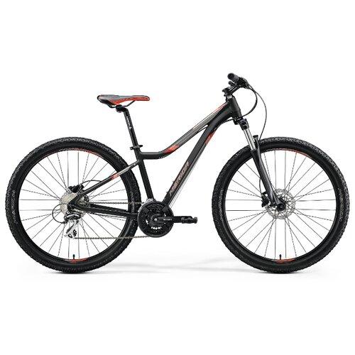 цена на Горный (MTB) велосипед Merida Matts 7.20 (2020) matt black/red/grey S (требует финальной сборки)