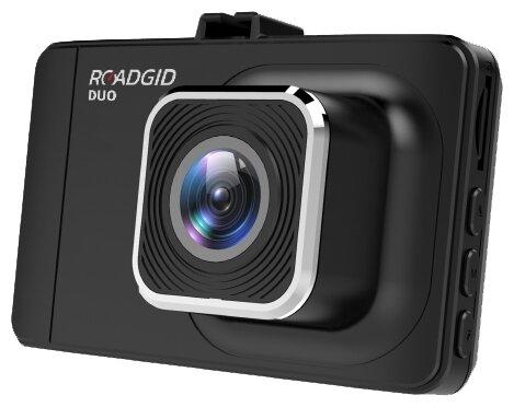 Видеорегистратор Roadgid Duo, 2 камеры