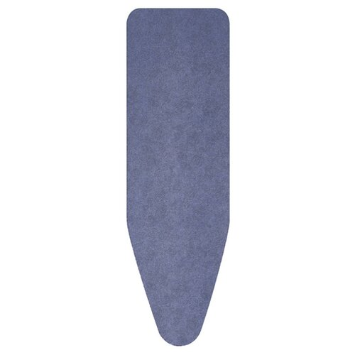 Фото - Чехол для гладильной доски Brabantia PerfectFit C с поролоном 124х45 см синий деним чехол для гладильной доски 124х45 см 322167 brabantia