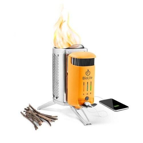 Печка BioLite CampStove 2 серебристый