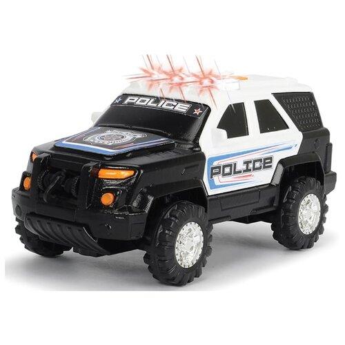 Купить Внедорожник Dickie Toys 3302015 18 см черный/белый, Машинки и техника