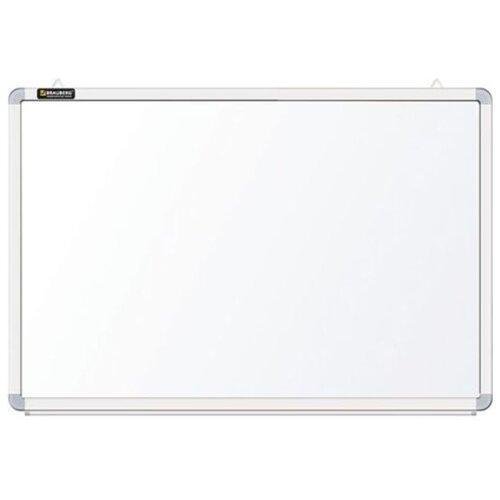 Купить Доска магнитно-маркерная BRAUBERG Premium 231713 (45х60 см) белый/хром, Доски