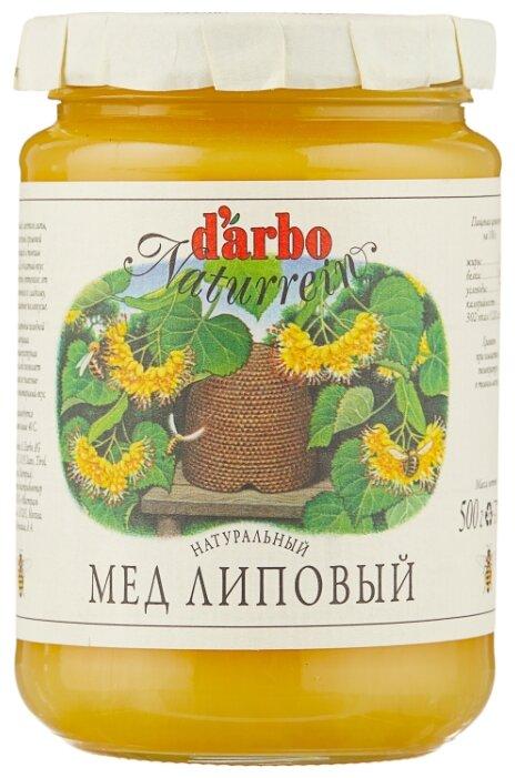Мед d'arbo Липовый 500 г