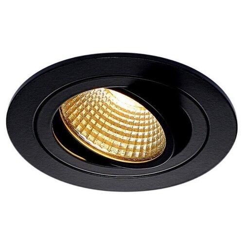 Встраиваемый светильник SLV 113870 slv потолочный светодиодный светильник slv senser square 162983