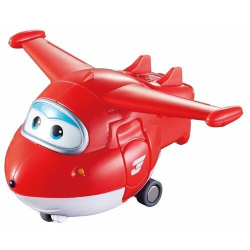 Купить Самолет Auldey Super Wings Джетт (YW710011) 7 см красный, Машинки и техника