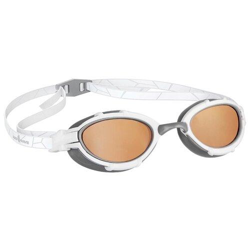 Очки для плавания MAD WAVE Triathlon Polarize white очки для плавания mad wave aqua pink white