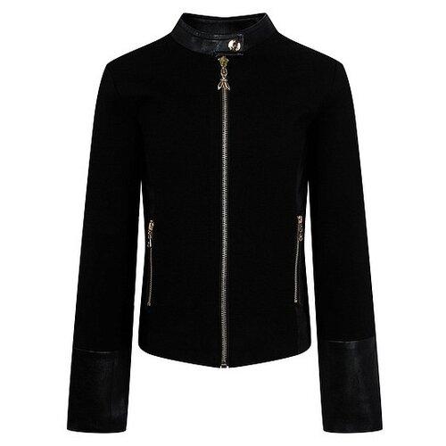 Фото - Куртка PATRIZIA PEPE размер 174, черный patrizia pepe куртка