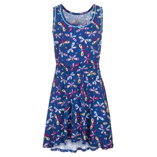 Платье M&D размер 164, темно-синий