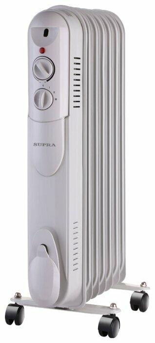 Масляный радиатор SUPRA ORS-07-S1