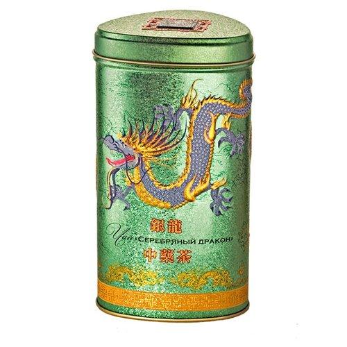 Чай зеленый Green Panda Серебряный дракон, 100 г colorful panda серебряный 10