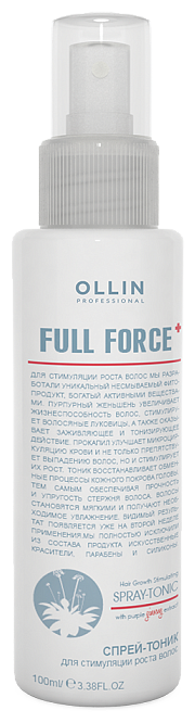 OLLIN Professional Full Force Спрей тоник