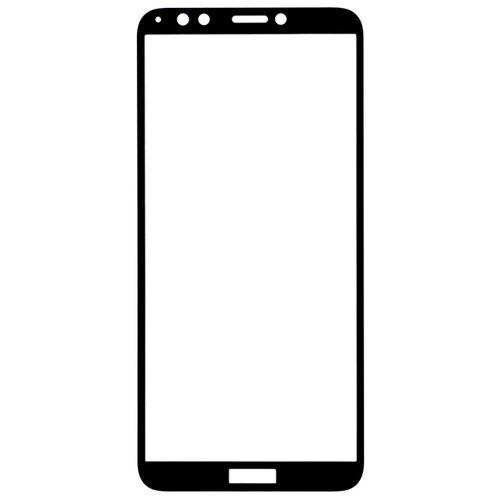 Купить Защитное стекло Gosso FULL SCREEN для Huawei Honor 7C Pro/Y7 Pro (2018) черный