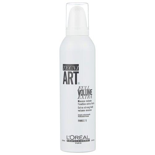 Купить L'Oreal Professionnel Мусс Тecni.ART Full Volume Extra для экстраобъема, 250 мл