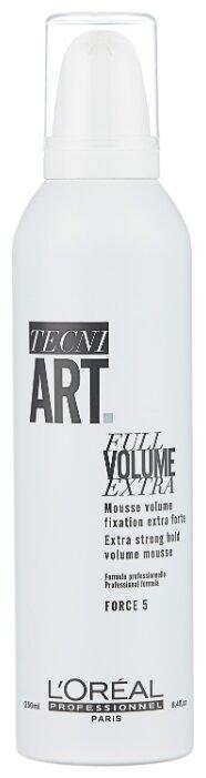 L'Oreal Professionnel Мусс Тecni.ART Full Volume Extra для экстраобъема