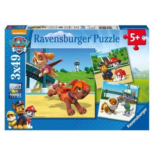 Купить Набор пазлов Ravensburger Щенячий патруль (09239), Пазлы