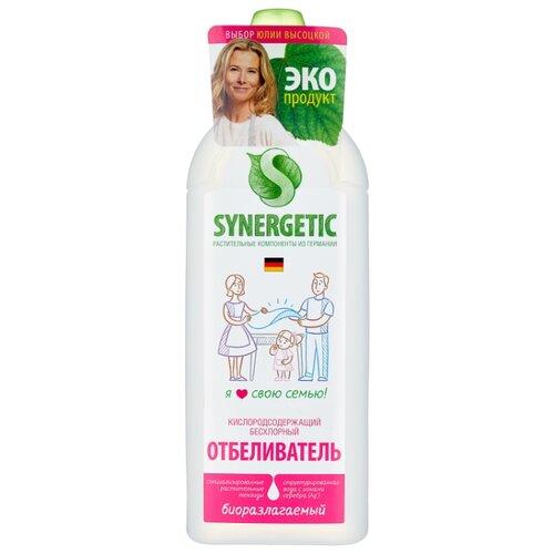 Synergetic отбеливатель для всех видов тканей 1000 мл флакон