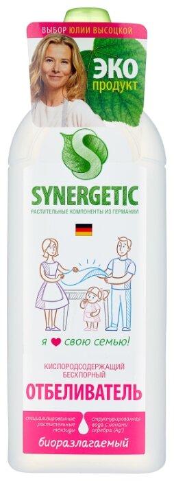Synergetic отбеливатель для всех видов тканей