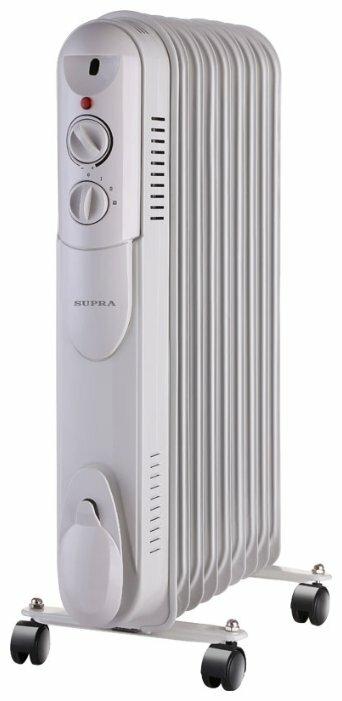 Масляный радиатор SUPRA ORS-09-S1