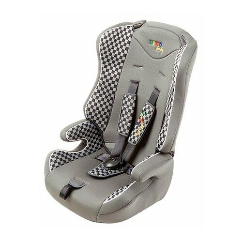 Купить Автокресло группа 1/2/3 (9-36 кг) Liko Baby LB-513A, карбон, Автокресла