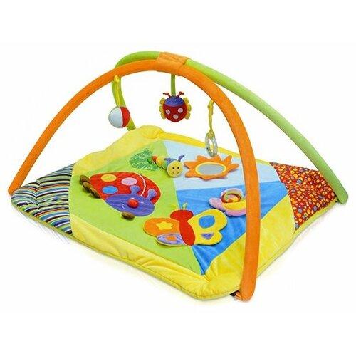 Развивающий коврик Parkfield Бабочка и друзья (81043), Развивающие коврики  - купить со скидкой