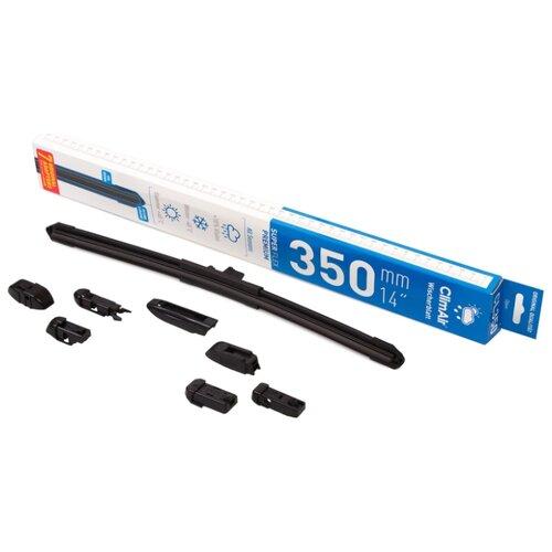Щетка стеклоочистителя бескаркасная ClimAir CL-350 350 мм, 1 шт.