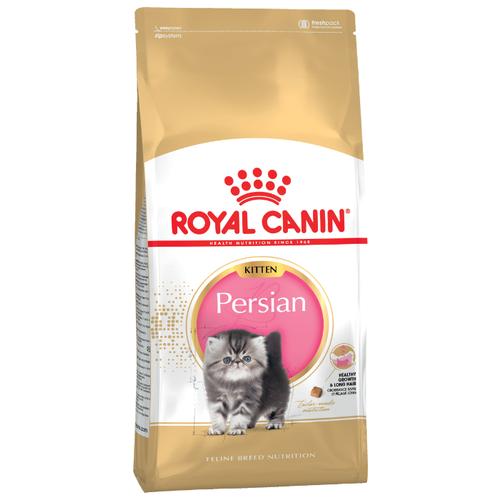 Фото - Сухой корм для котят Royal Canin Персидская, мясное ассорти 400 г сосиски фамильные колбасы ассорти 400 г