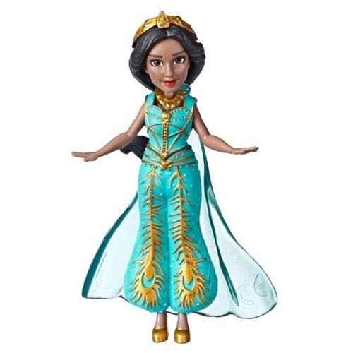 Купить Кукла Hasbro Aladdin Жасмин в бирюзовом наряде, 10 см, E6427/E5489, Куклы и пупсы