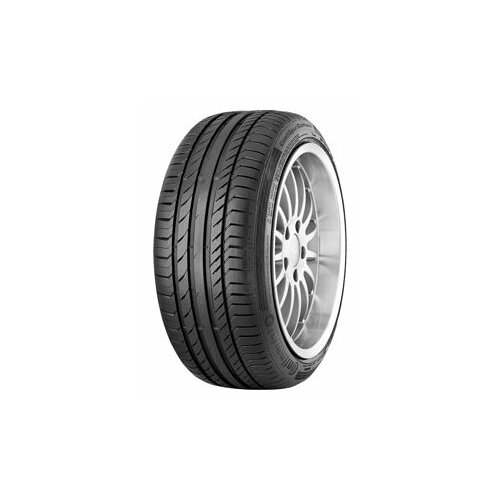 Автомобильная шина Continental ContiSportContact 5 SUV 275/45 R20 110V летняя