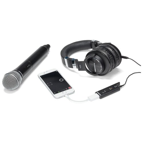 USB-радиосистема Samson XPD2 Handheld System