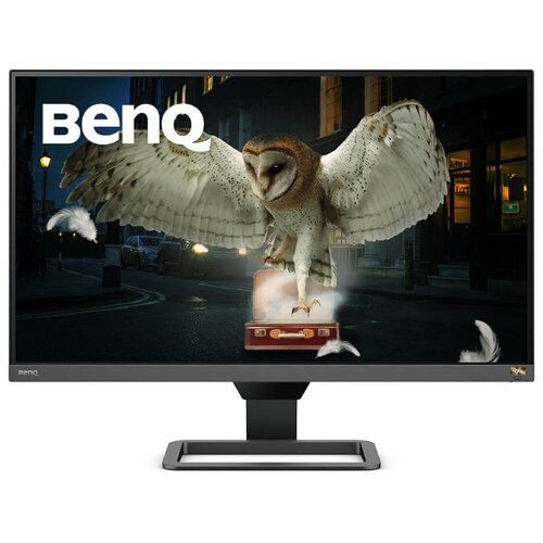 Монитор BenQ EW2780Q 27 metallic grey/black монитор benq bl2420pt black