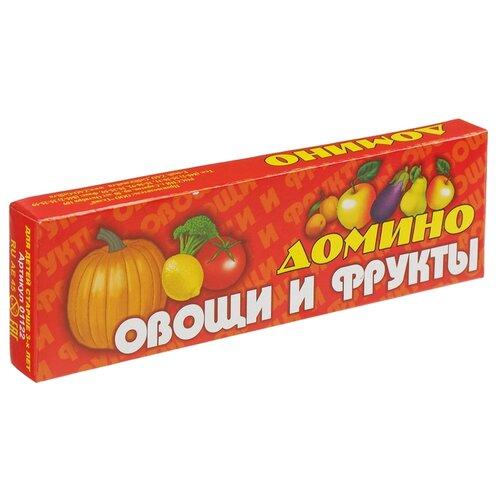 Настольная игра Гелий Овощи и фрукты 01122