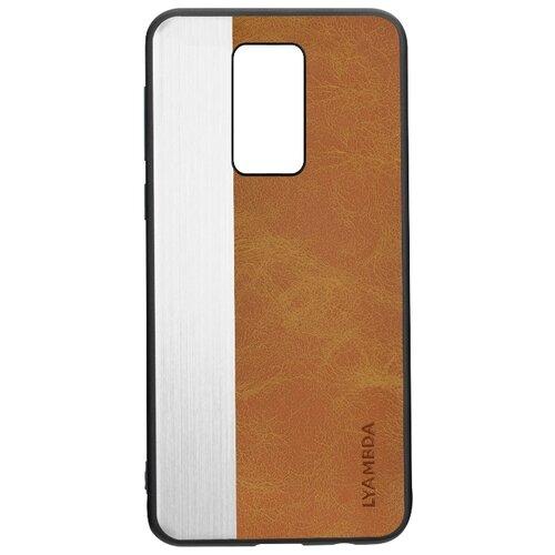 Чехол LYAMBDA TITAN для Xiaomi Redmi Note 9 (LA15-RMN9-BR) Brown