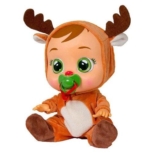 Купить Пупс IMC toys Cry Babies Плачущий младенец Ruthy, 31 см, 96271, Куклы и пупсы