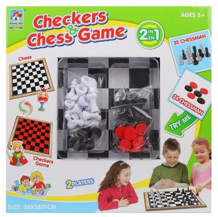 Rong Fei Шахматы и шашки 7100