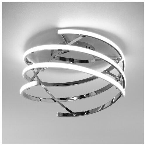 Потолочный светильник Eurosvet 90229/3 хром потолочный светильник eurosvet 40065 2 хром