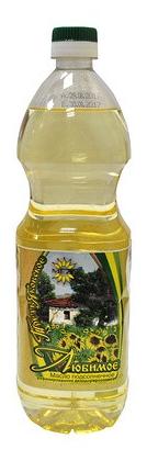 Третьяковское Масло подсолнечное рафинированное дезодорированное