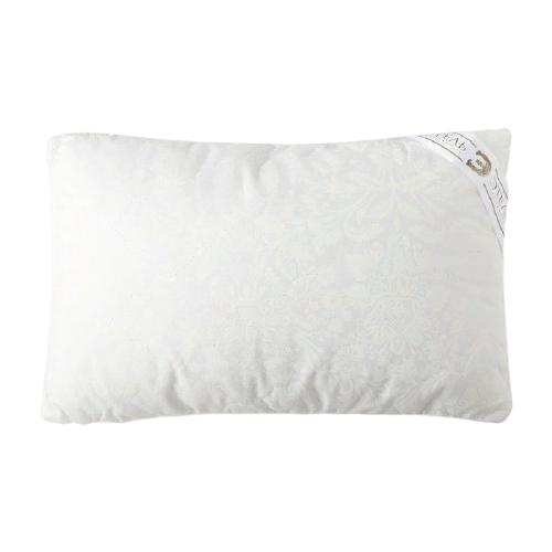 Подушка Этель Лебяжий пух (4302086) 40 х 60 см белый