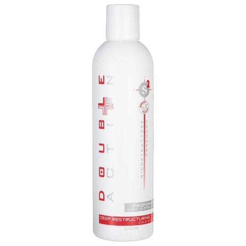Hair Company Double Action Регенерирующее средство холодной фазы ламинирования волос (фаза 2), 250 мл