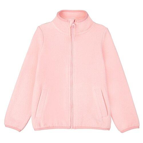 Купить Олимпийка playToday размер 98, светло-розовый, Толстовки