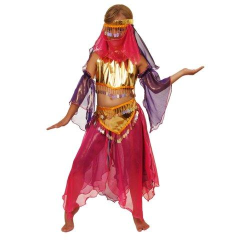 Купить Костюм Elite CLASSIC Шахерезада, красный, размер 32 (128), Карнавальные костюмы