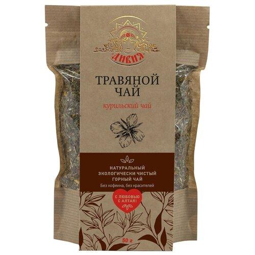 Чай травяной Дивия Курильский чай, 50 г чай травяной immuno 75 г