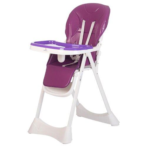 Купить Растущий стульчик Babyhit Muffin фиолетовый, Стульчики для кормления