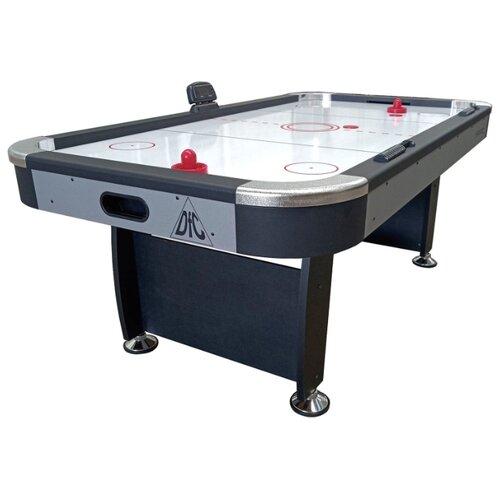 Игровой стол для аэрохоккея DFC Hambourg DS-AT-13 черный/серый