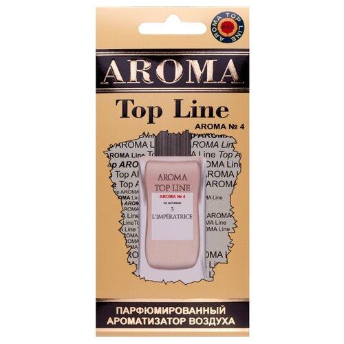 AROMA TOP LINE Ароматизатор для автомобиля Aroma №4 D&G L`Imperatrice 14 г