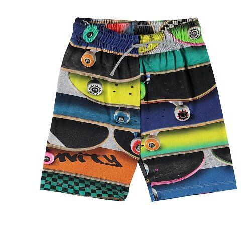 Шорты Molo размер 110, разноцветный шорты molo размер 98 черный