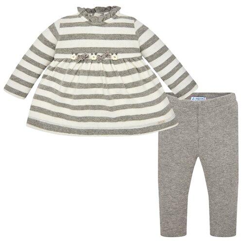 Купить Комплект одежды Mayoral размер 98, серый, Комплекты и форма