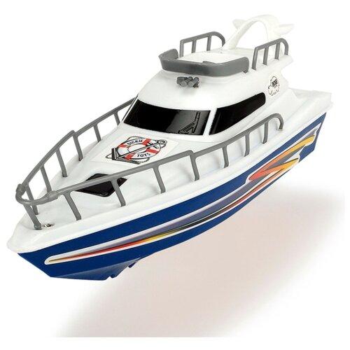 Купить Яхта Dickie Toys 203774001 23 см белый, Машинки и техника