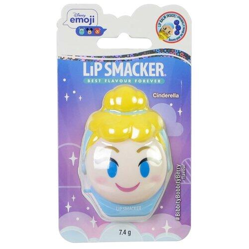 Lip Smacker Бальзам для губ Disney Cinderella Bibbity bobbity berry недорого